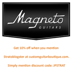 Magneto Guitars Pricing USA