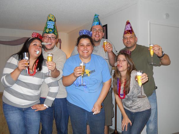 YAY! Happy New Year!