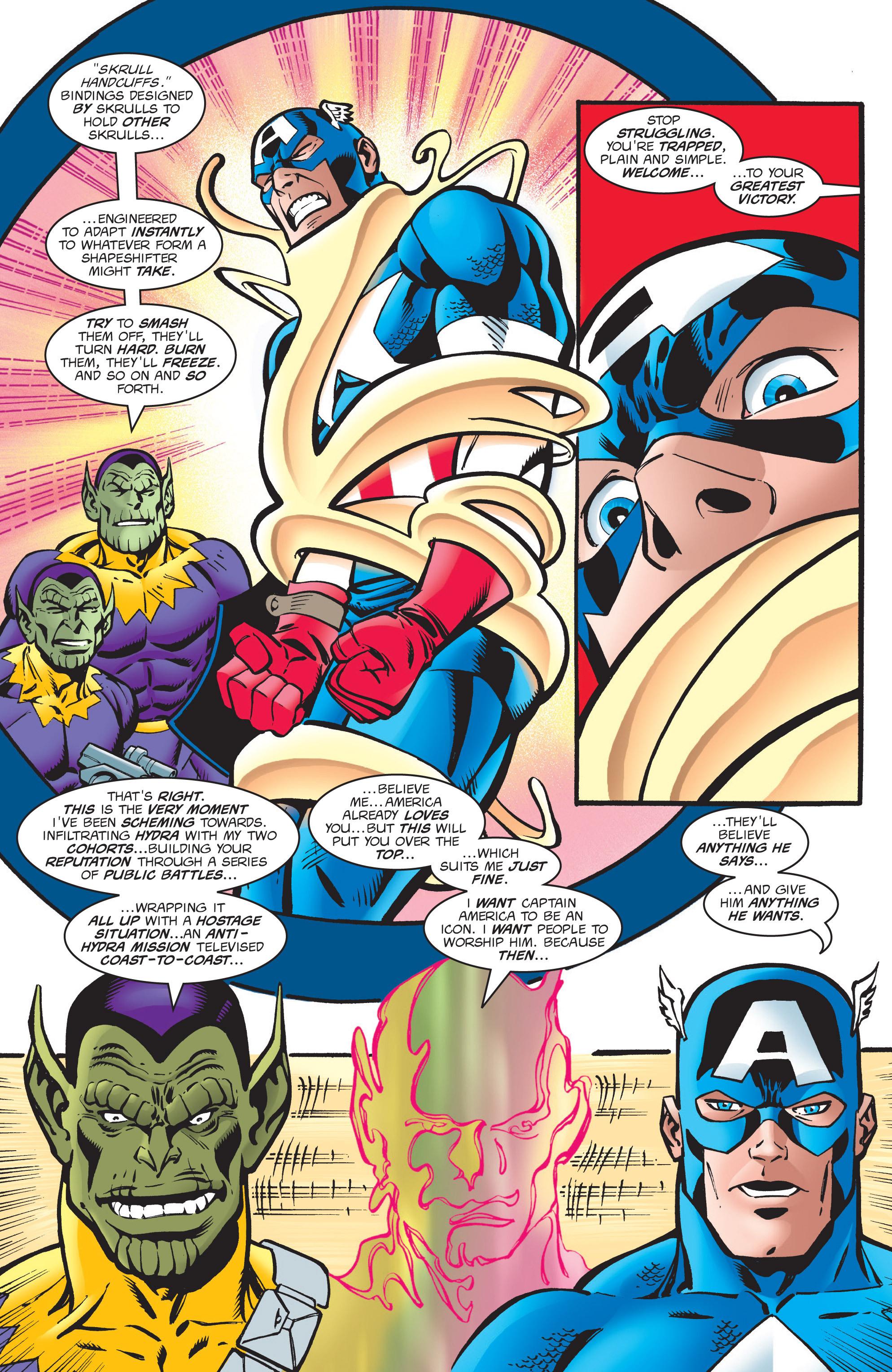 Captain America (1998) Issue #5 #8 - English 19