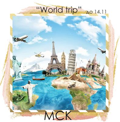 "Тематическое задание ""World Trip"" до 14/11"