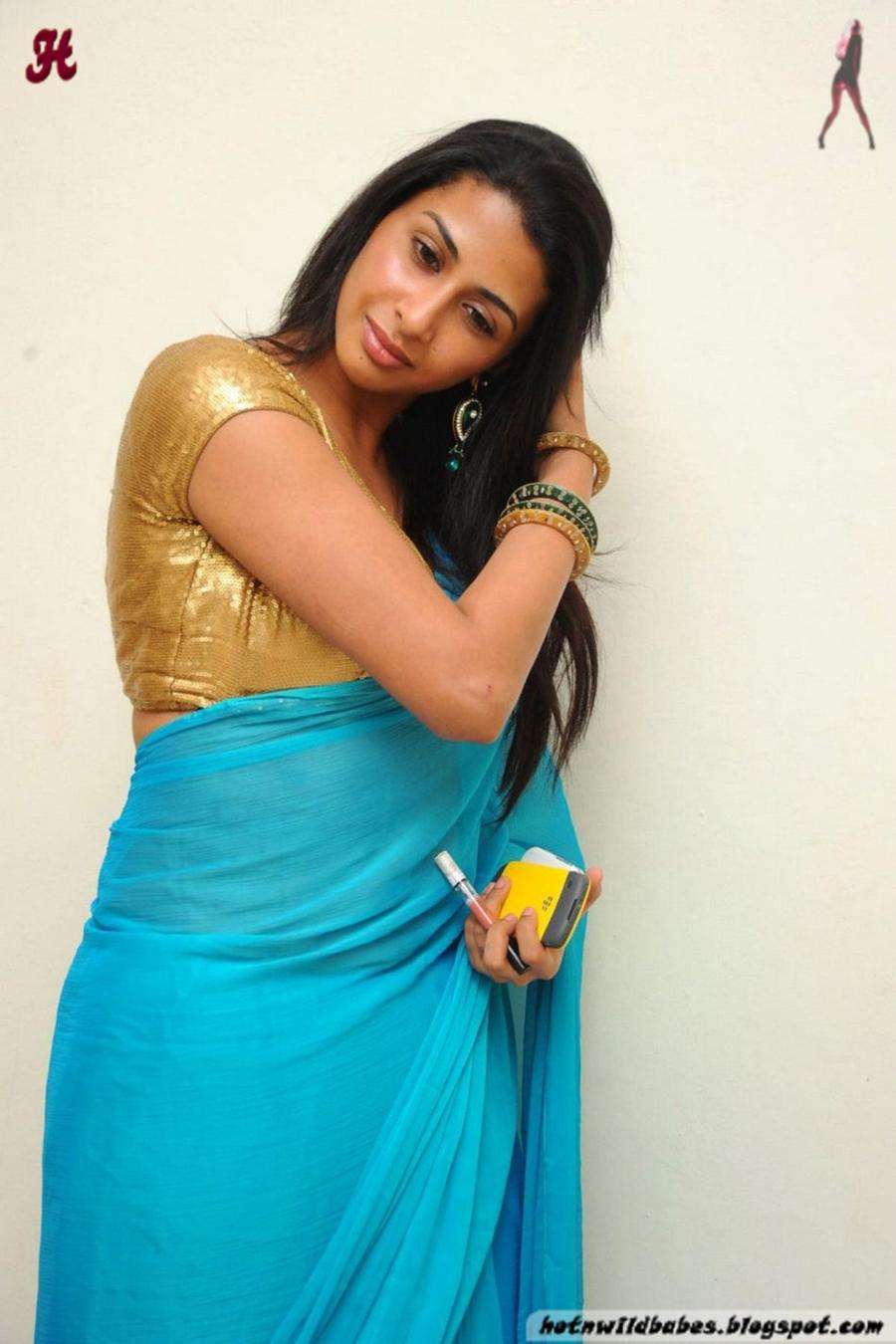 Hot Saree Blouse
