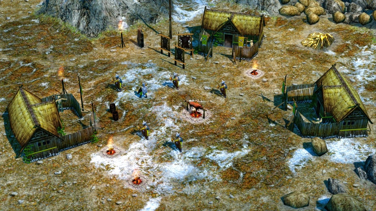 Age of Mythology Extended Edition screenshots