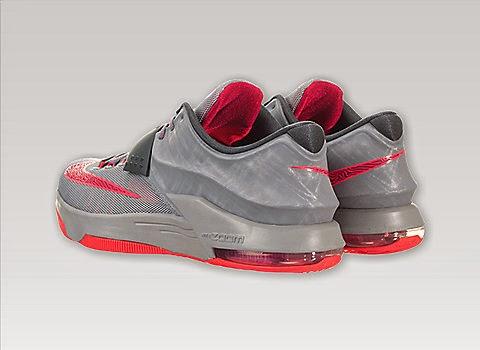 Nike KD 7 Python Hyper Punch Hyper Grape Magnet Grey