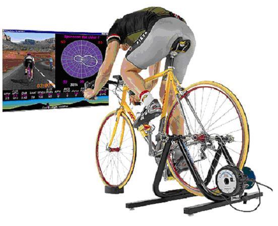 entrenamiento bicicleta: