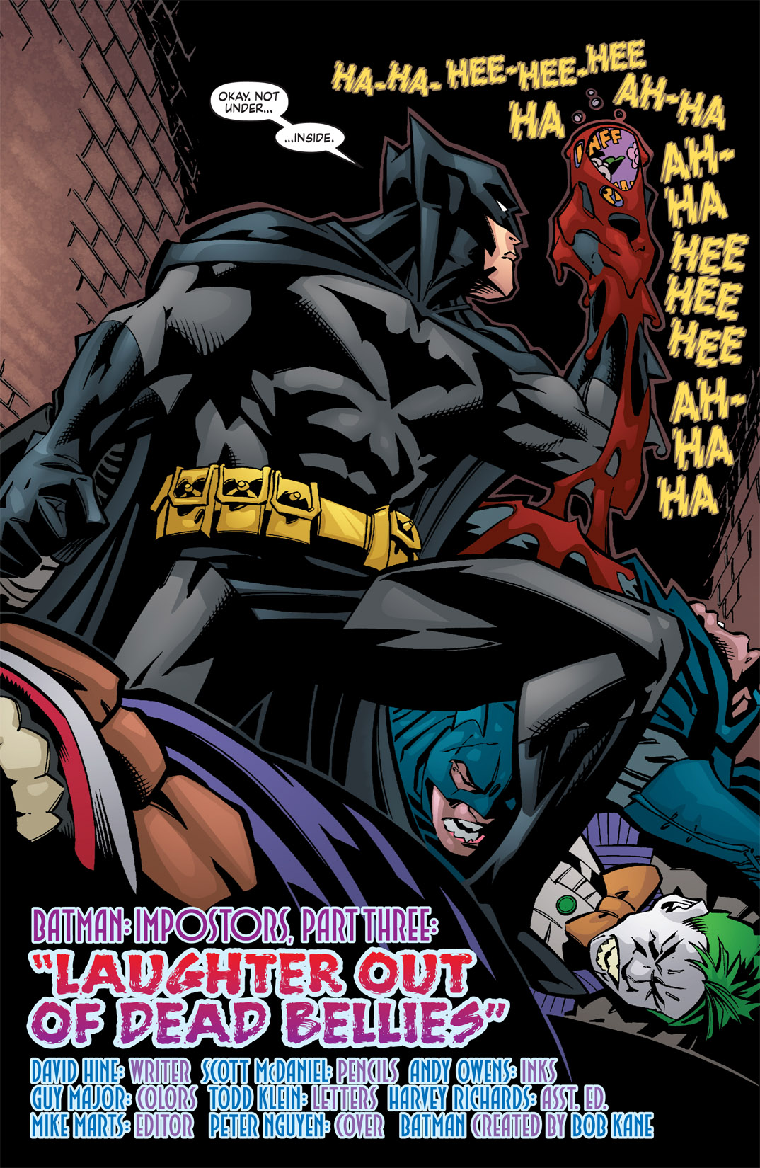 Detective Comics (1937) Issue #869 Page 4