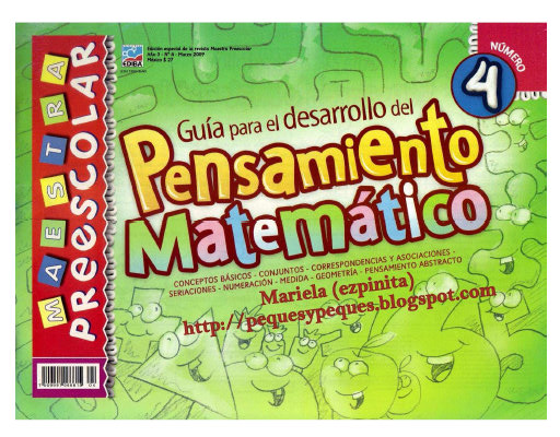 PENSAMIENTO MATEMÁTICO 4