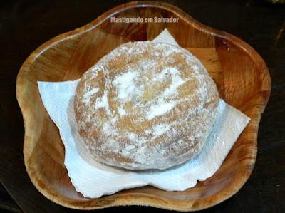 Café Donuts: Donut recheado de Morango