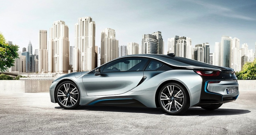 BMWがカーボンファイバー製ホイールの実用化を発表