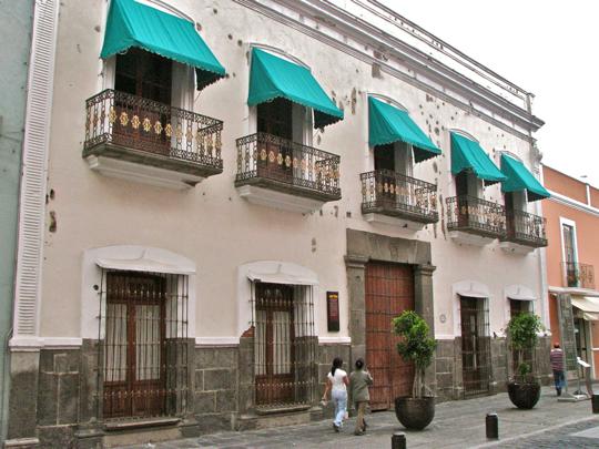 Jim carole 39 s mexico adventure puebla part 3 centro for Casa mansion puebla