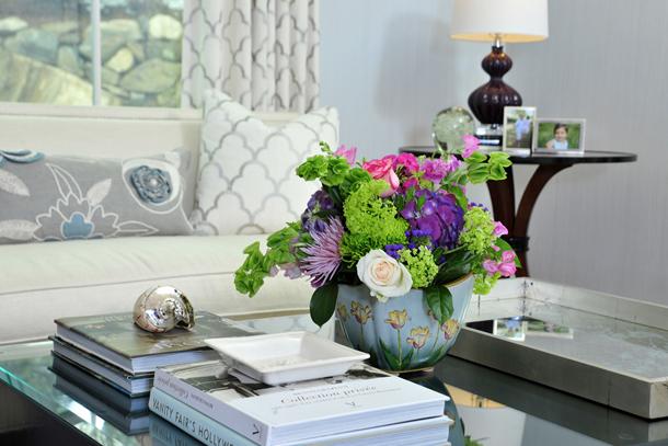Trendsum orta sehpa dekoru for Living room ideas pier 1
