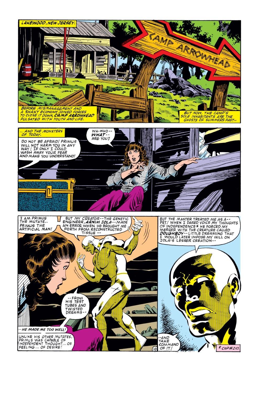Captain America (1968) Issue #279 #195 - English 11