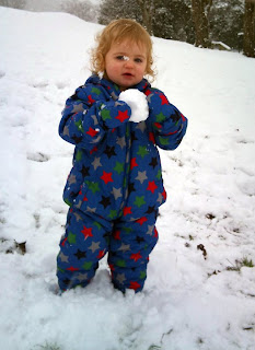 John Lewis Toddler Snowsuit