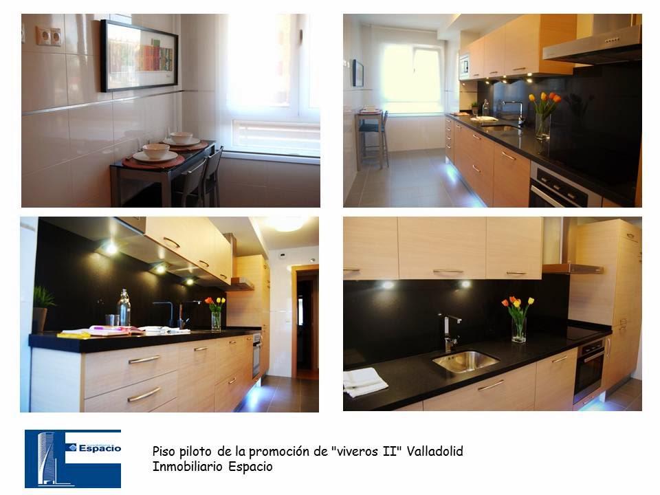 Nuestros trabajos piso piloto de la promoci n de viveros for Viveros valladolid