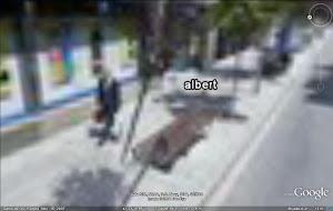 Bitelman a Google Maps