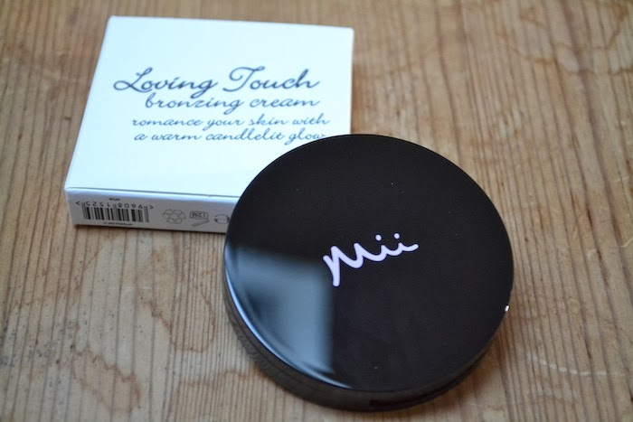 Mii loving touch bronzing cream
