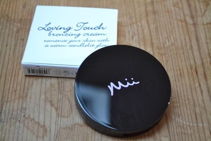 Mii loving touch bronzing cream