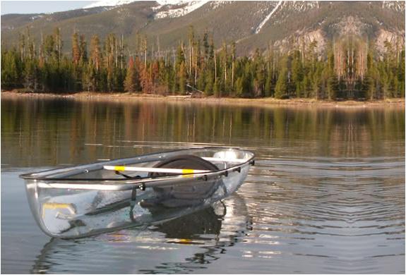 the transparent canoe kayak facts pod