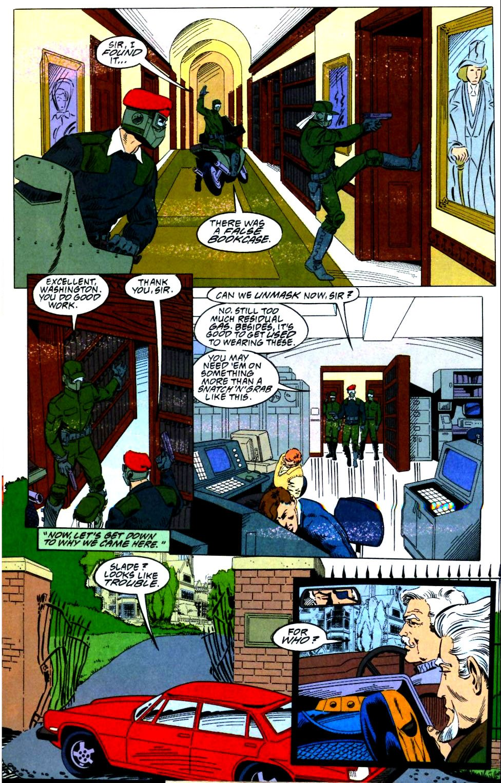 Deathstroke (1991) Issue #27 #32 - English 15