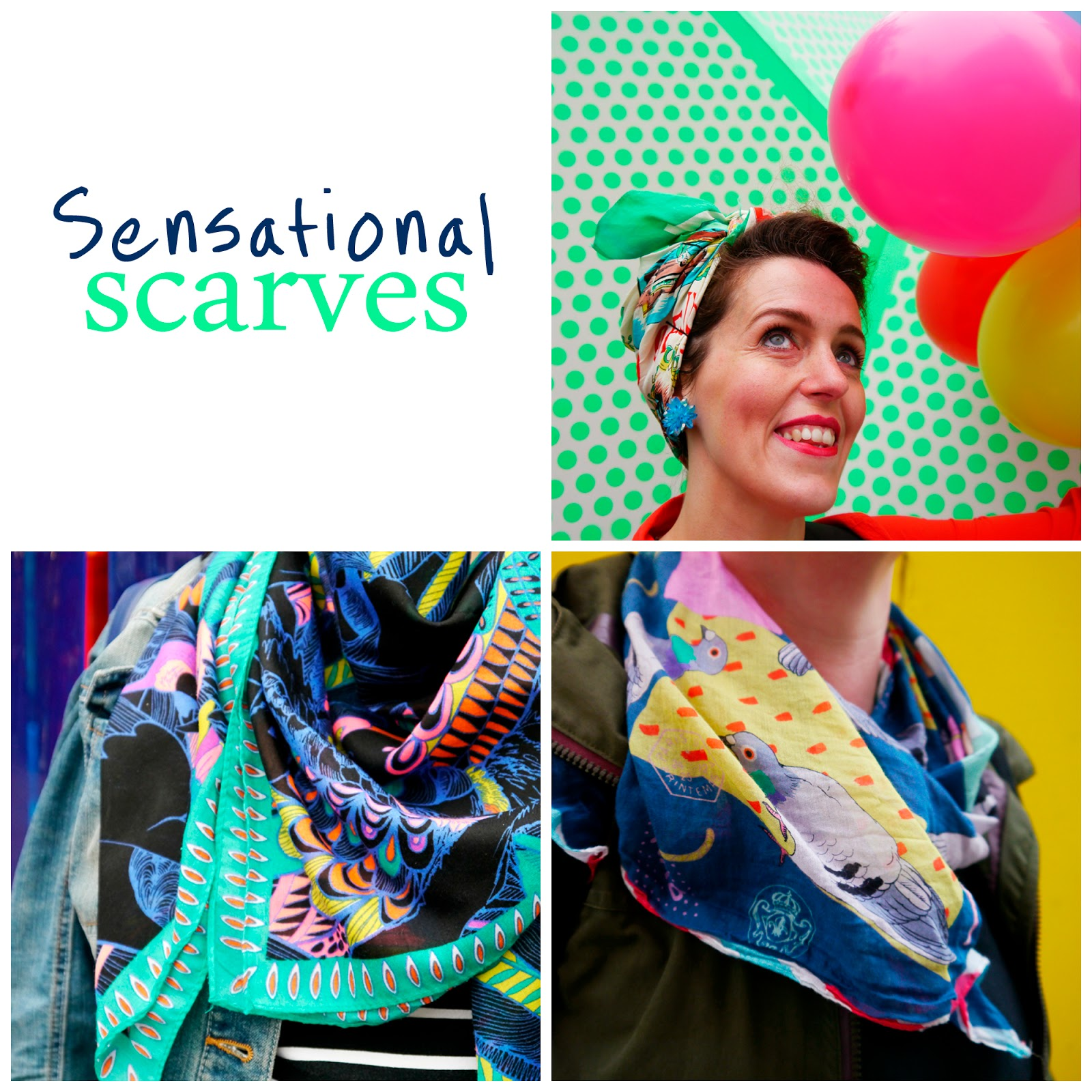 Blogtacualr, photowalk, West Elm Photowalk, London, london style, blogger style, colour, balloons, bloggers, #blogtacular, #westelmlondonscenes, West Elm London Scenes, style spotting, scarf style, scarf addict, Karen Mabon