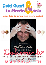 IL PDF delle Ricette del Contest Dolcemente
