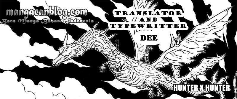 Dilarang COPAS - situs resmi www.mangacanblog.com - Komik hunter x hunter 278 - penghancuran 279 Indonesia hunter x hunter 278 - penghancuran Terbaru |Baca Manga Komik Indonesia|Mangacan