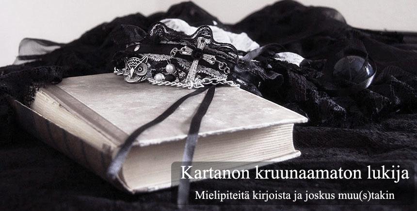 Kartanon kruunaamaton lukija