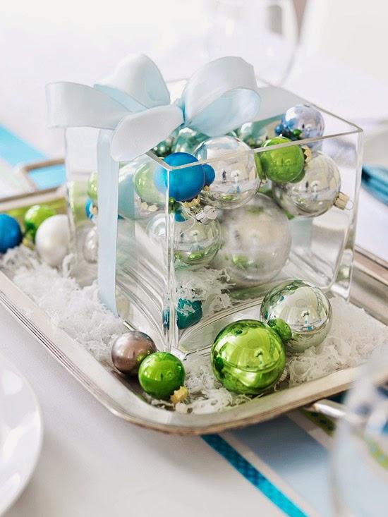 Kerstmenu 39 s voor thuis met recepten en decoratie tips voor for Kerst ideeen voor in huis