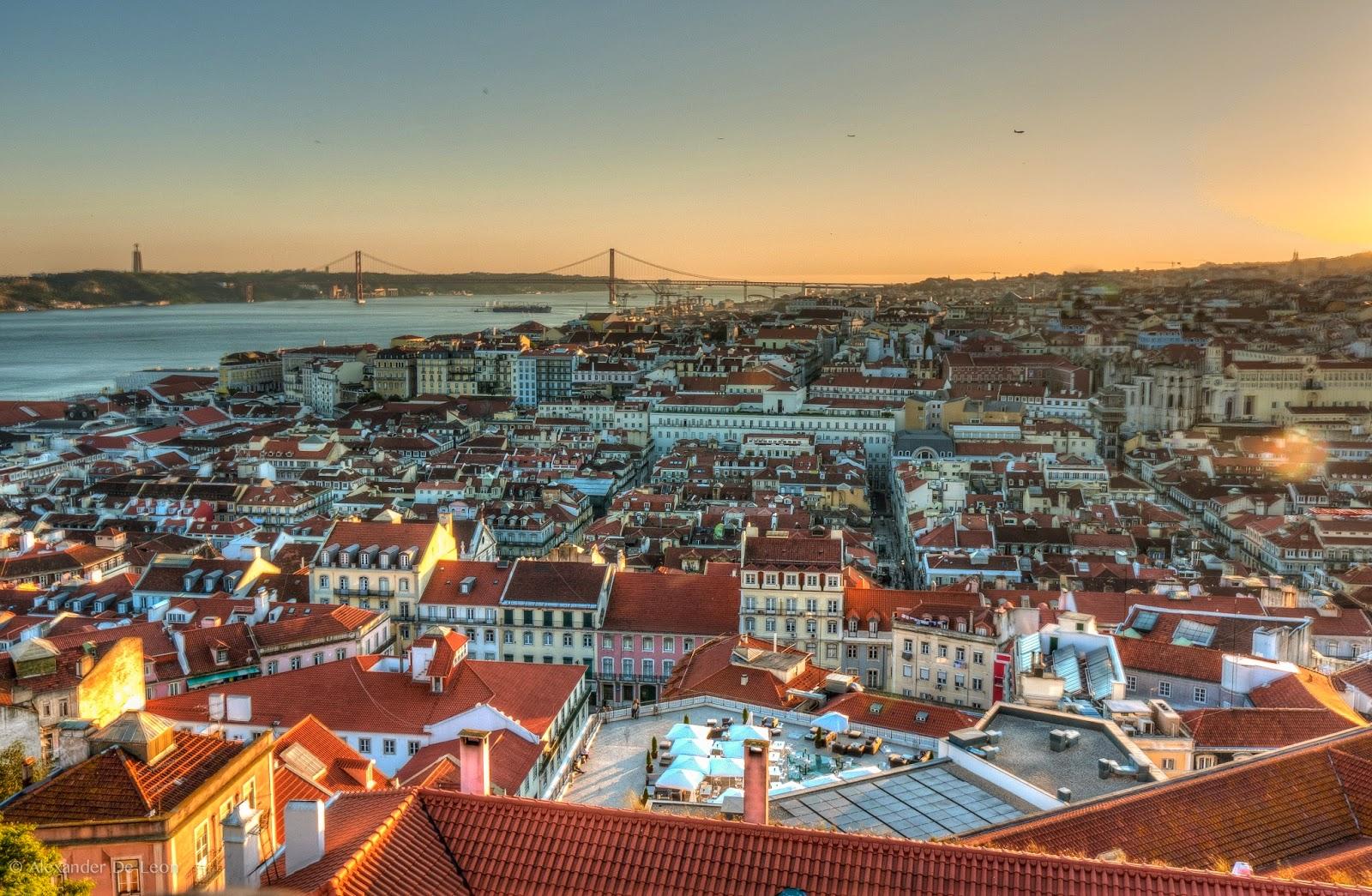Roteiro de um dia em Lisboa