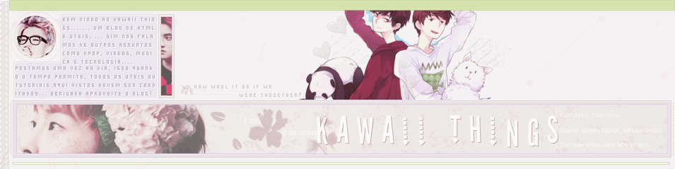 - Kawaii Things