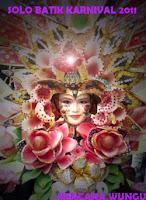 karnaval batik solo 2011 | batik solo carnival 2011 menampilkan legenda ratu pantai selatan