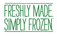 freshly made simply frozen