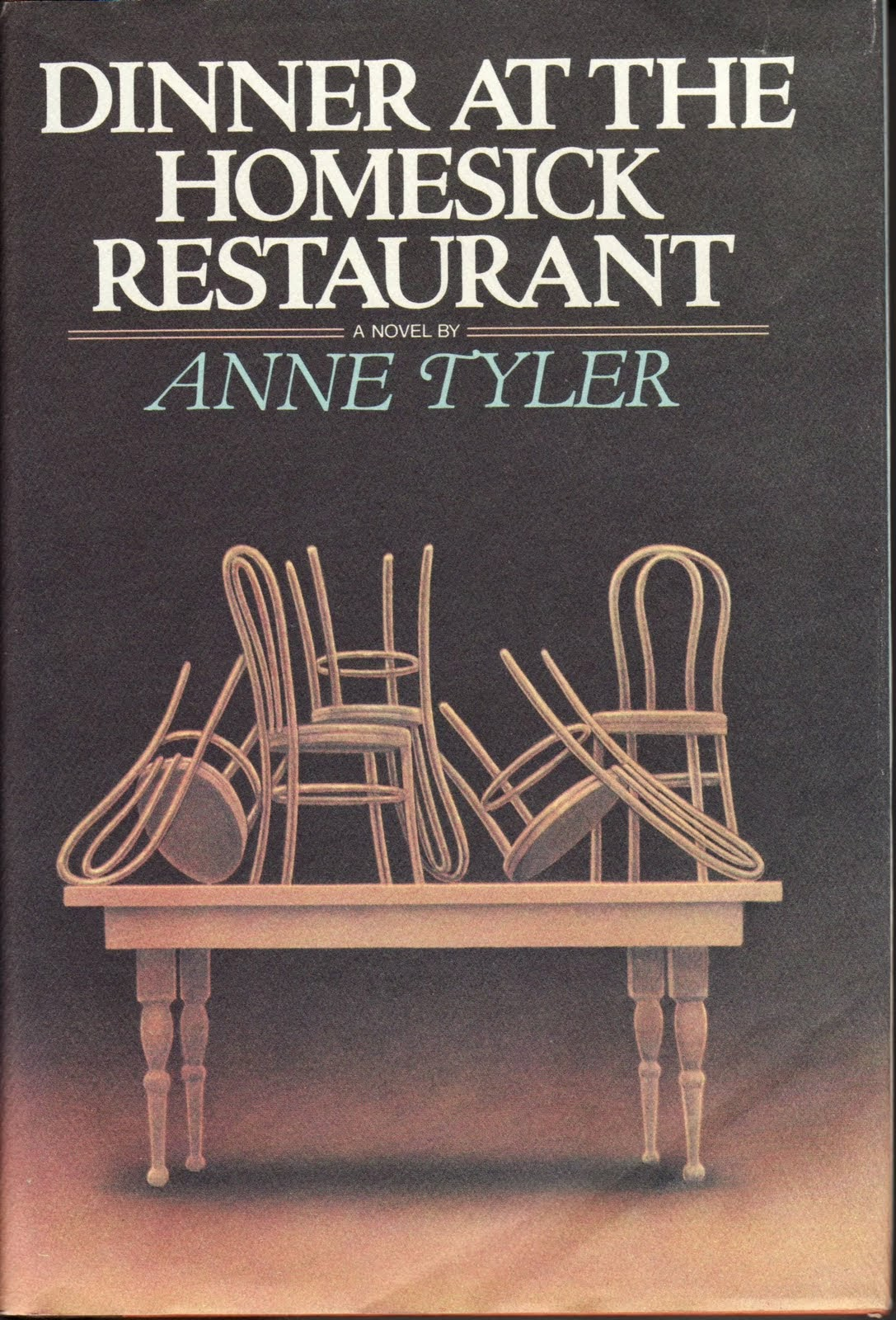 a review of the anne tylers dinner at the homesick restaurant All about reviews: dinner at the homesick restaurant by anne tyler librarything is a cataloging and social networking site for booklovers.
