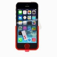 Pellicola protettiva antiriflesso Tech21 Impact per iPhone 5, 5s e 5c