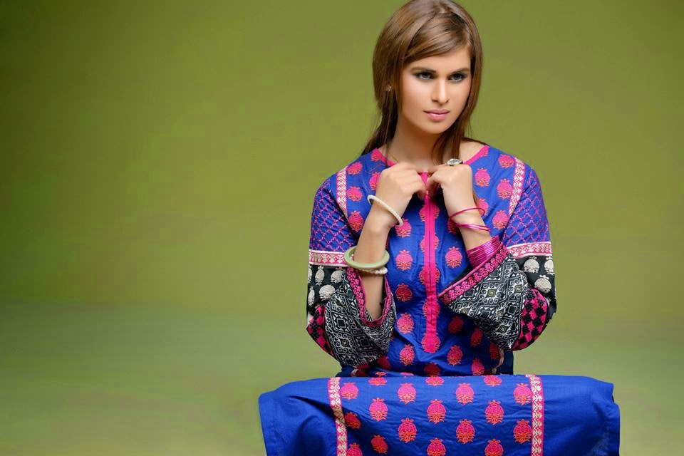Best Nimsay Verve Lawn Prints Collection 2015