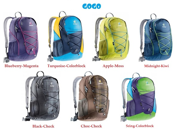 footwear backpack onlineshop deuter gogo 2013. Black Bedroom Furniture Sets. Home Design Ideas