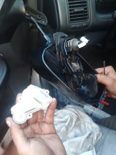 retrovisor eletrico