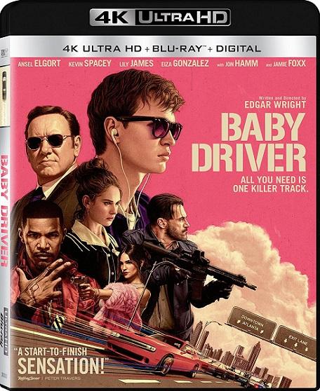 Baby Driver 4K (2017) 2160p 4K UltraHD HDR BDRip 26GB mkv Dual Audio Dolby TrueHD ATMOS 7.1 ch