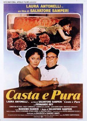 Casta y Pura (Casta e pura)(1981) movie filme pelicula salvatore samperi