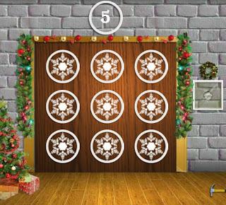 Solved 100 Floors Christmas Levels Walkthrough
