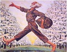 Johnny Appleseed John Chapman index icon