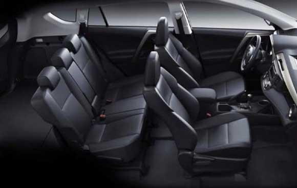 مسربة لسيارة تيوتا الجديدة 2013