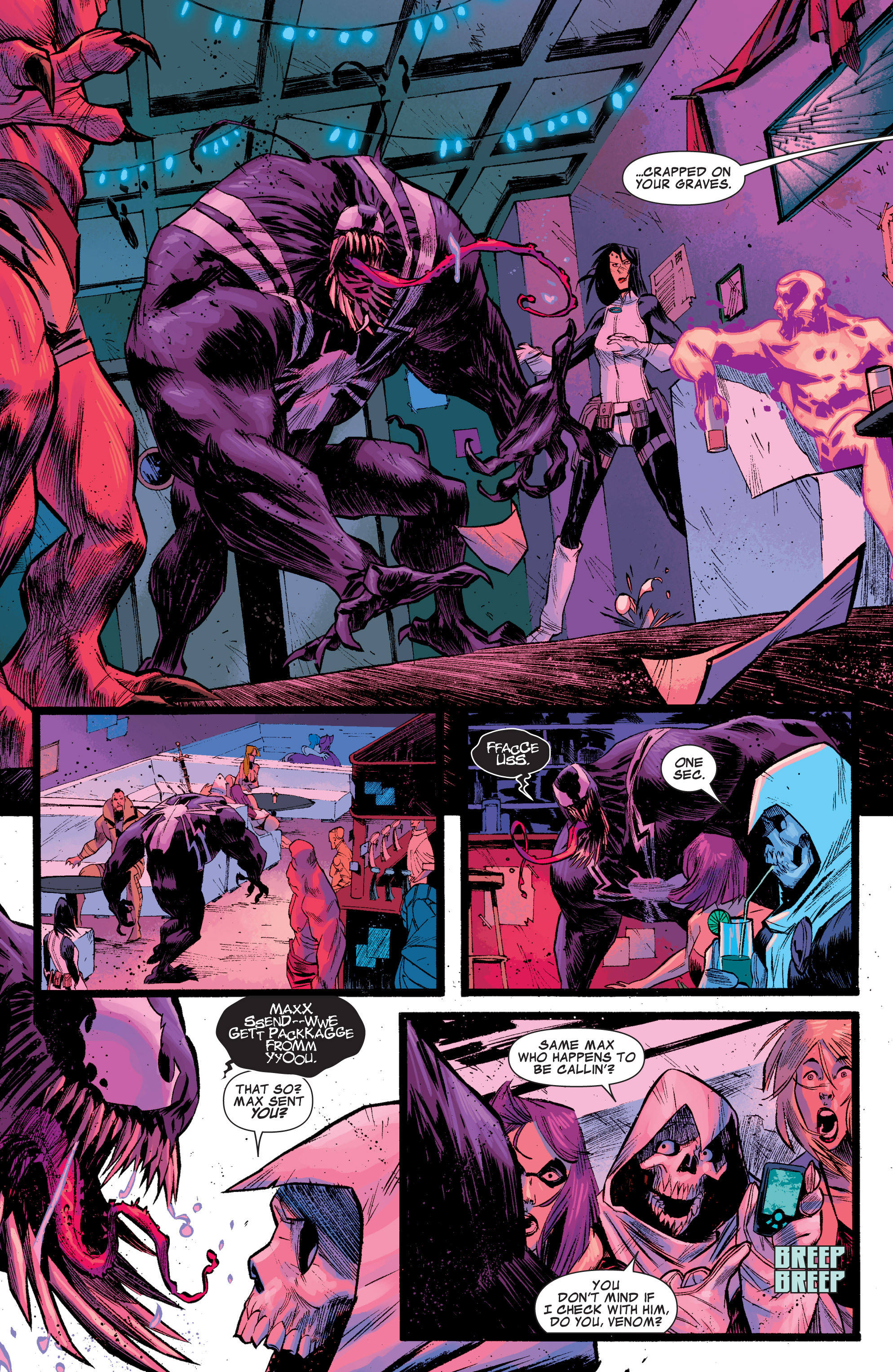 Read online Secret Avengers (2010) comic -  Issue #29 - 19
