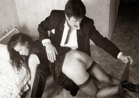 Men at play executive gloryhole