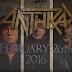 Οι Anthrax κυκλοφορούν το 'For All Kings' το Φεβρουάριο