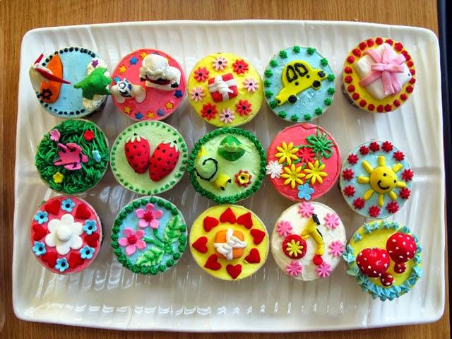Como hacer cupcakes fácilmente