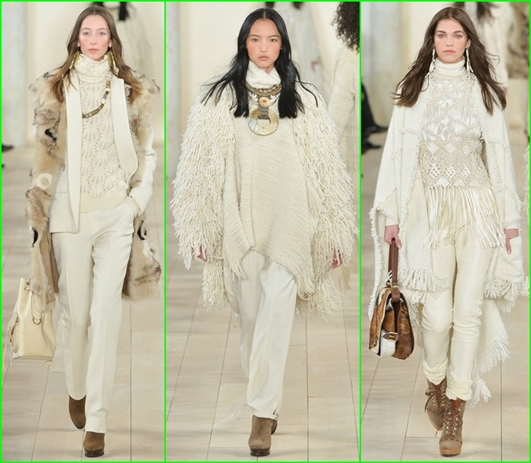Ralph Lauren Herbst/Winter 2015-2016 Kollektion
