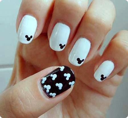 nice nail art designs short nails  nail art ideas 101