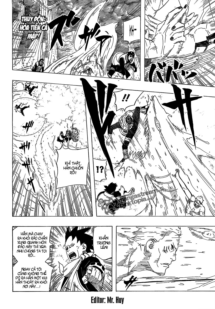 Naruto chap 506 Trang 6 - Mangak.info