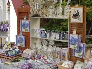 Lavender Festival Street Fair vendor