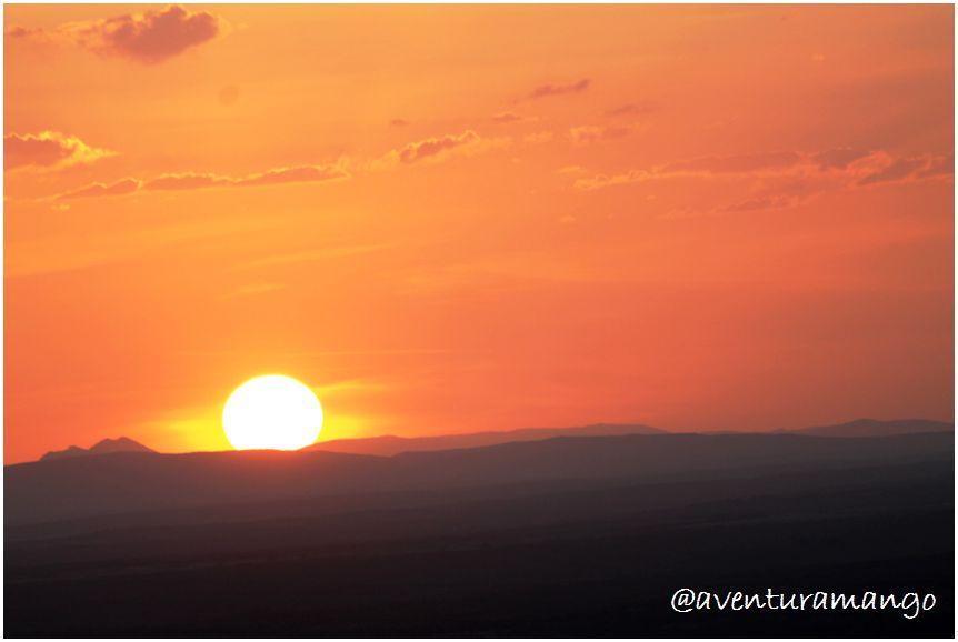 Pôr do Sol em Parelhas - RN